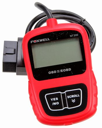 Foxwell NT200 CAN OBDII/EOBD Diagnosegerät