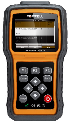 Foxwell NT401 oil service and OBD II Tool