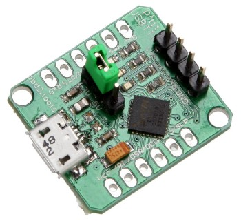P'tit USBTTL - FTDI USB to TTL serial adapter