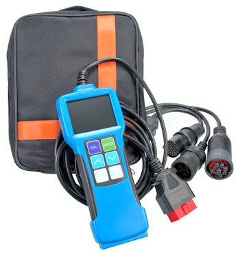 T71 Diagnostic tool for heavy duty trucks